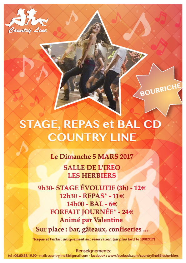 Country Line @ Les Herbiers (85)