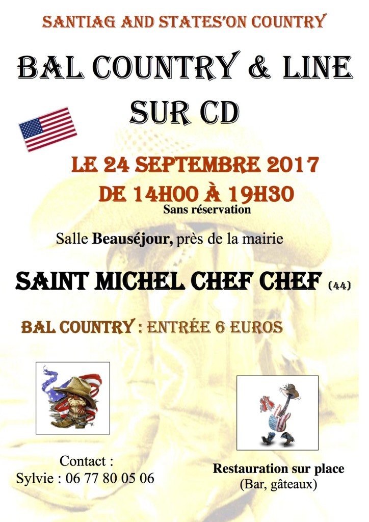 Santiag And States'On Country @ St michel Chef Chef