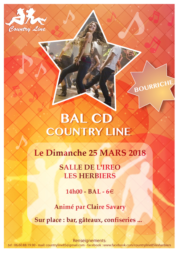 Country Line @ Les Herbiers