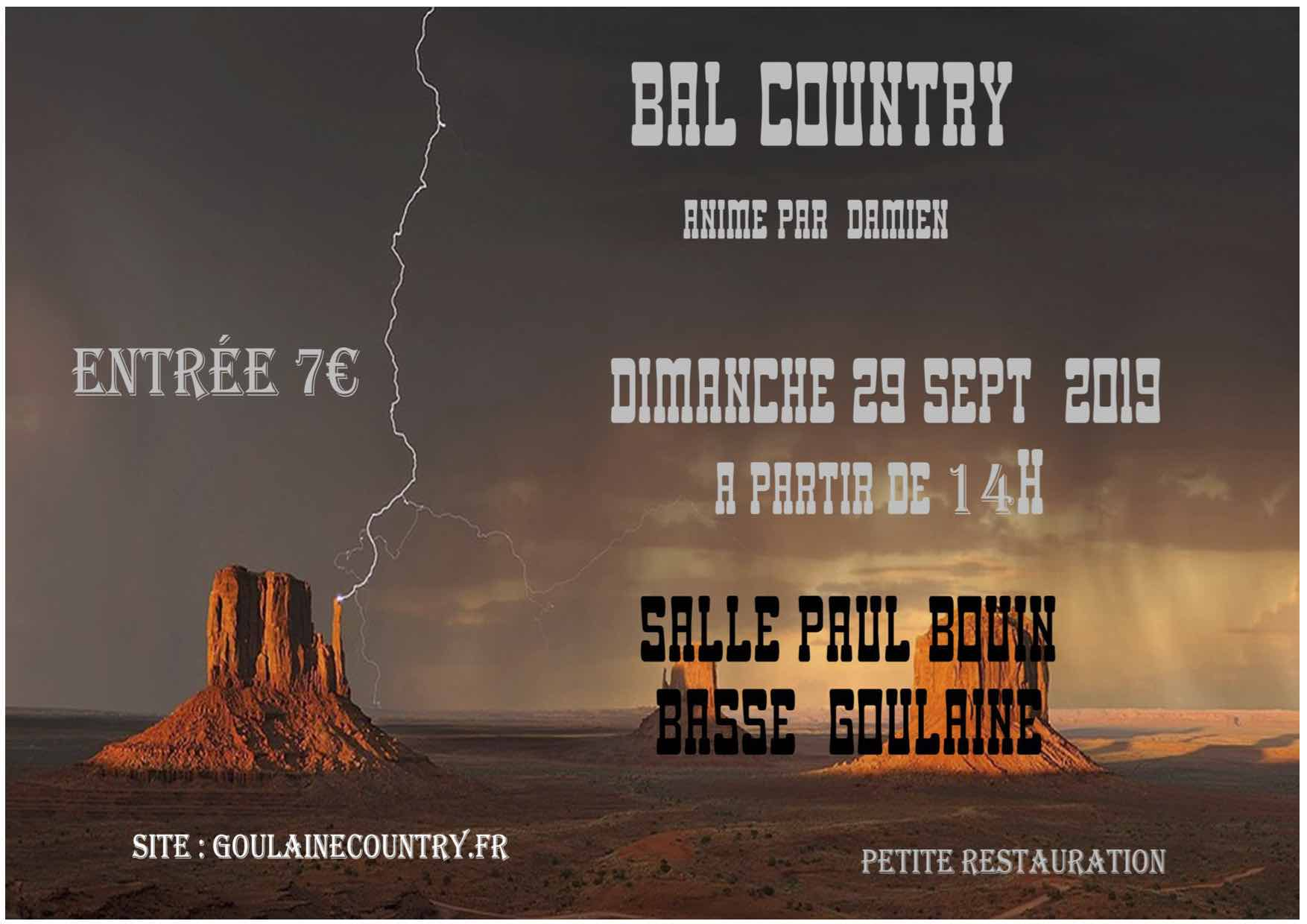 Goulaine Country @ Basse Goulaine