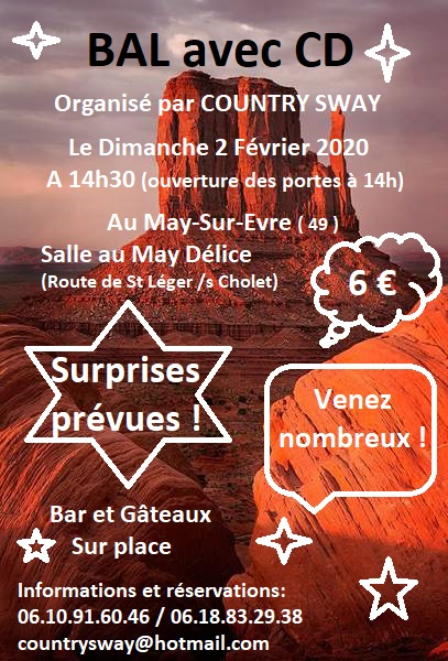 Country Sway @ May-sur-Sevre (49)